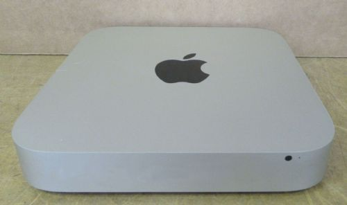 Apple Mac Mini Server 5,3 i7-2635QM 2Ghz 4GB Ram 1TB HDD A1466 MC936LL/A